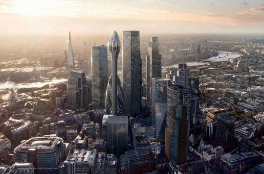Μια τουλίπα στο Λονδίνο, LONDON, CITY OF LONDON, TULIP, ΟΥΡΑΝΟΞΥΣΤΗΣ, ΚΤΙΡΙΟ, ΑΡΧΙΤΕΚΤΟΝΙΚΗ, nikosonline.gr