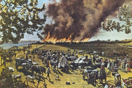 Detroit's Great Fire of 1805, ΤΟ BLOG ΤΟΥ ΝΙΚΟΥ ΜΟΥΡΑΤΙΔΗ, nikosonline.gr