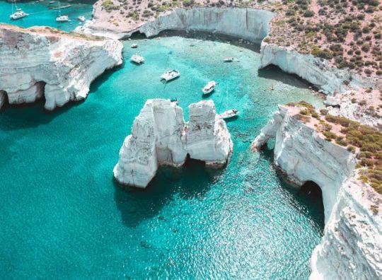 Μήλος, Milos, Greek Island, Cyclades, Κυκλάδες, nikosonline.gr