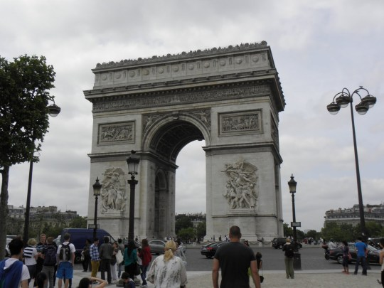 Paris- triumphal arch, Αψίδα του Θριάμβου -Παρίσι, ΤΟ BLOG ΤΟΥ ΝΙΚΟΥ ΜΟΥΡΑΤΙΔΗ, nikosonline.gr