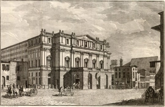 Teatro alla Scala, Λα Σκάλα- Όπερα, ΤΟ BLOG ΤΟΥ ΝΙΚΟΥ ΜΟΥΡΑΤΙΔΗ, nikosonline.gr