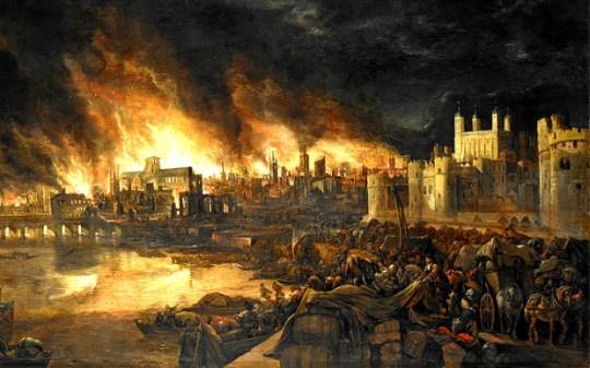 London great fire, ΤΟ BLOG ΤΟΥ ΝΙΚΟΥ ΜΟΥΡΑΤΙΔΗ, nikosonline.gr