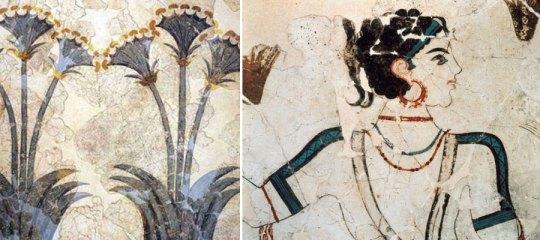 Ανασκαφές Σαντορίνη, Anaskafes, Santorini, Ακρωτήρι, Ελληνική Πομπηία, Σπύρος Μαρινάτος, Τοιχογραφίες, αρχαίοι οικισμοί, nikosonline.gr