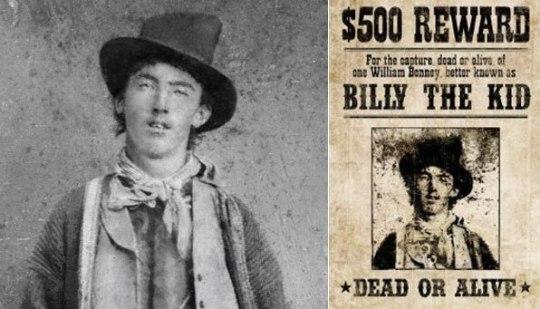Μπίλι δε Κιντ, Billy the Kid, ΤΟ BLOG ΤΟΥ ΝΙΚΟΥ ΜΟΥΡΑΤΙΔΗ, nikosonline.gr