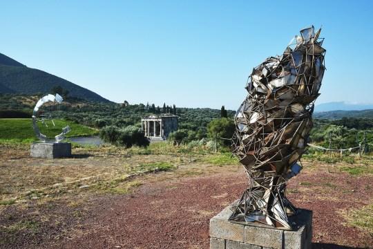 Σύγχρονη τέχνη στους δρόμους, modern art, street art, Κώστας Μπακογιάννης, Αθήνα, nikosonline.gr