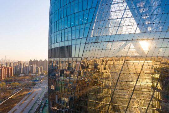 Ουρανοξύστης γραφείων στο Πεκίνο, ΚΙΝΑ, ΑΡΧΙΤΕΚΤΟΝΙΚΗ, ΟΥΡΑΝΟΞΥΣΤΗΣ, ZAHA HADID, COSMOS, CHINA, nikosonline.gr