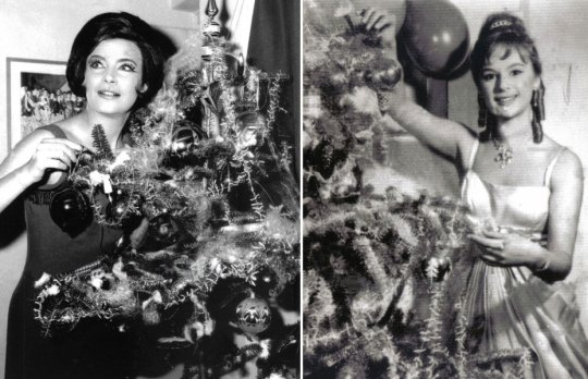 RETRO CHRISTMAS, VINTAGE XMAS, HOLLYWOOD STAR, ΧΡΙΣΤΟΥΓΕΝΝΑ, NOSTALGIA, ELVIS, MARILYN, nikosonline.gr