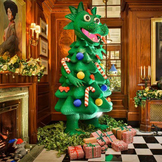 10 δέντρα, πρωτότυπα, Χριστουγεννιάτικα δέντρα, most original, Christmas trees of 2019, nikosonline.gr