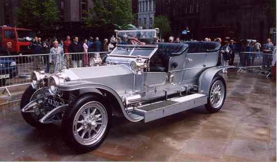 Rolls-Royce Silver Ghost, Ρολς Ρόϊς, ΤΟ BLOG ΤΟΥ ΝΙΚΟΥ ΜΟΥΡΑΤΙΔΗ, nikosonline.gr
