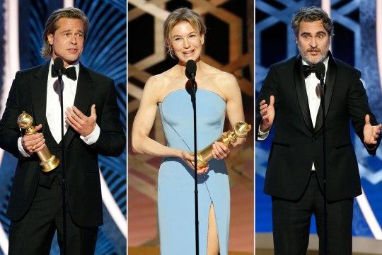 To μεγάλο τιμητικό βραβείο Cecil De Mille φέτος το πήρε ο Tom Hanks