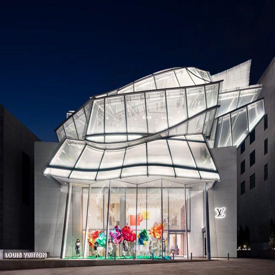 Το πρώτο εστιατόριο Louis Vuitton, Οσάκα, Ιαπωνία, Osaka, japan, είδη πολυτελείας, Sugalabo V, nikosonline.gr