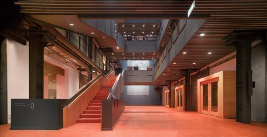 σχολείο μουσικών, Βερολίνο, Ακαδημία Barenboim-Said (BSA), Pierre Boulez Hall / Berlin, nikosonline.gr