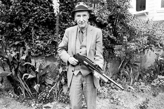 William Burroughs, Γουίλιαμ Σ. Μπάροουζ, ΤΟ BLOG ΤΟΥ ΝΙΚΟΥ ΜΟΥΡΑΤΙΔΗ, nikosonline.gr
