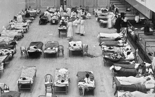 Οι χειρότερες πανδημίες της ανθρωπότητας, covid 19, corona virus, illness, Ισπανική γρίπη, πανώλη, πανούκλα, χολέρα, nikosonline.gr
