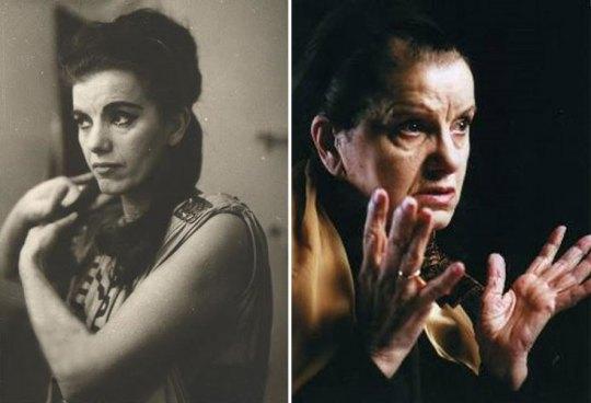 Ασπασία Παπαθανασίου, Το παλιοκουμούνι, Aspasia Papathanasiou, ithopoios, τραγωδός, ΚΚΕ, Δεκεμβριανά, ηθοποιός, nikosonline.gr