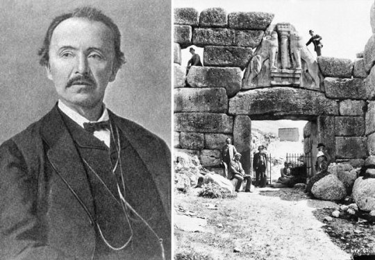 Heinrich Schliemann- Mycenae, Ερρίκος Σλήμαν- Μυκήνες, ΤΟ BLOG ΤΟΥ ΝΙΚΟΥ ΜΟΥΡΑΤΙΔΗ, nikosonline.gr