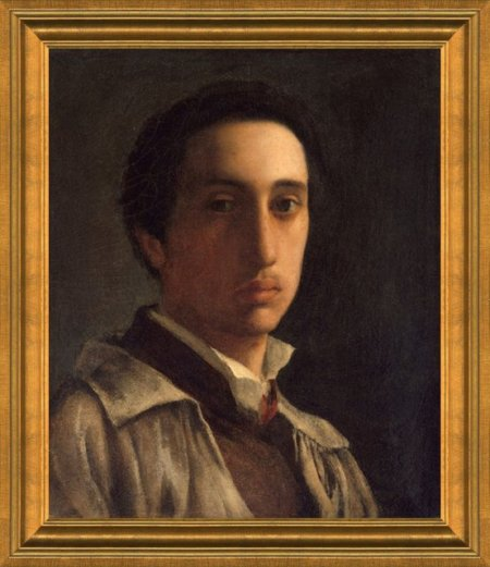Edgar Degas, ZOGRAFOS, ΖΩΓΡΑΦΙΚΗ, ΕΙΚΑΣΤΙΚΑ, ΤΥΦΛΟΣ, ΙΜΠΡΕΣΙΟΝΙΣΤΗΣ, ΕΝΤΓΚΑΡ ΝΤΕΓΚΑ, ΜΠΑΛΑΡΙΝΕΣ, nikosonline.gr