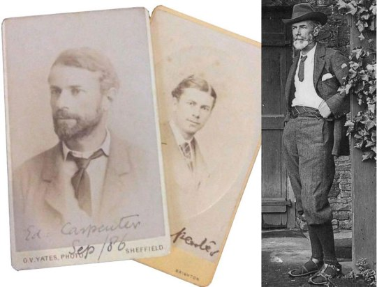 Edward Carpenter, ΛΟΑΤ, LGBT, κοινότητα, Έντουαρντ Κάρπεντερ, Άγγλος, ομοφυλόφιλος, σοσιαλιστής, nikosonline.gr