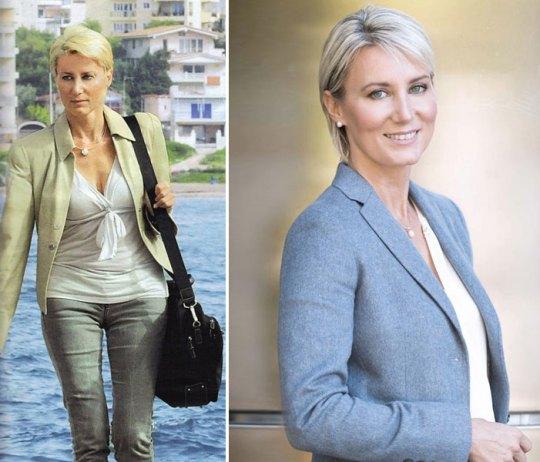 Οι πρώτες κυρίες, First Ladies, protes kyries, μαρέβα Μητσοτάκη, Μπέττυ Μπαζιάνα, Mareva Mitsotaki, στυλ, ρούχα, nikosonline.gr