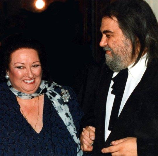 Monserat Caballe, Μονσεράτ Καμπαγιέ, BLOG ΤΟΥ ΝΙΚΟΥ ΜΟΥΡΑΤΙΔΗ, nikosonline.gr