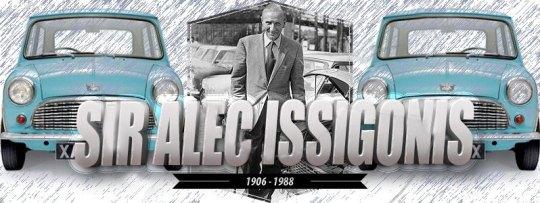Άλεκ Ισσιγόνης, Alec Issigonis, ΤΟ BLOG ΤΟΥ ΝΙΚΟΥ ΜΟΥΡΑΤΙΔΗ, nikosonline.gr
