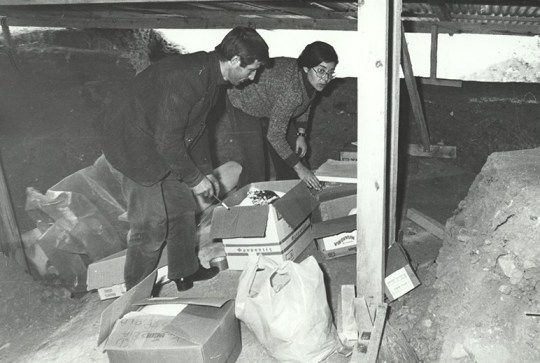 Η ιστορία της ανασκαφής της Βεργίνας, ΤΟΥΜΠΑ, ΜΑΝΩΛΗΣ ΑΝΔΟΝΙΚΟΣ, MANOLIS ANDRONIKOS, VERGINA, Τάφοι, ανασκαφή, anaskafes, nikosonline.gr
