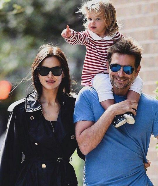 Bradley Cooper, Irina, Lea