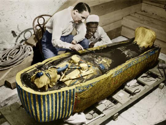 Χρονολόγιο, Tutankhamun, Howard Carter, ΤΟ BLOG ΤΟΥ ΝΙΚΟΥ ΜΟΥΡΑΤΙΔΗ, nikosonline.gr
