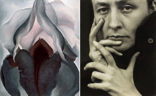 Χρονολόγιο, Georgia O΄ Keeffe, ΤΟ BLOG ΤΟΥ ΝΙΚΟΥ ΜΟΥΡΑΤΙΔΗ, nikosonline.gr