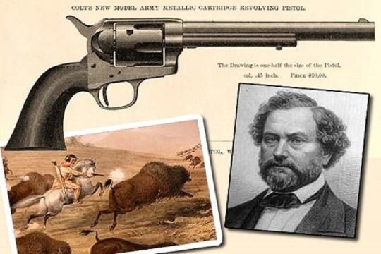 Χρονολόγιο, Κολτ, Samuel Colt, ΤΟ BLOG ΤΟΥ ΝΙΚΟΥ ΜΟΥΡΑΤΙΔΗ, nikosonline.gr