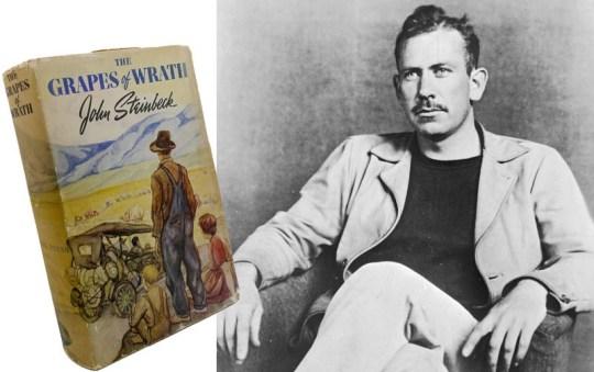 Χρονολόγιο, John Steinbeck, Τζον Στάινμπεκ, ΤΟ BLOG ΤΟΥ ΝΙΚΟΥ ΜΟΥΡΑΤΙΔΗ, nikosonline.gr