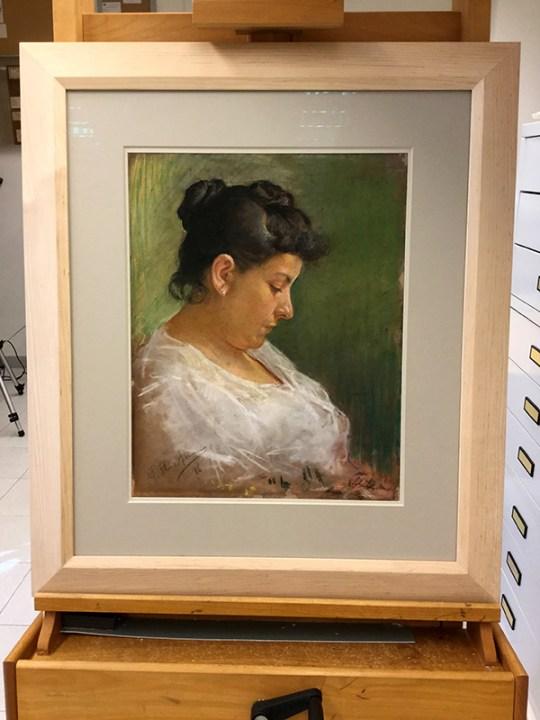 David Hockney, Ζωγράφοι που έκαναν το πορτραίτο της μητέρας τους, painters, mother, portrait, zografoi, εικαστικά, nikosonline.gr