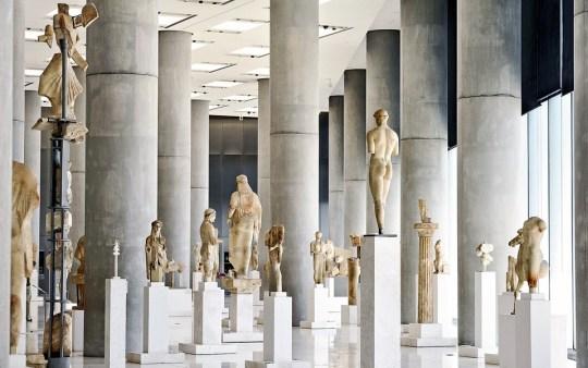 Τα 12α γενέθλια του Μουσείου Ακρόπολης, Acropolis Museum, Athens, Greece, 12th birthday, Μουσείο Ακρόπολης, nikosonline.gr