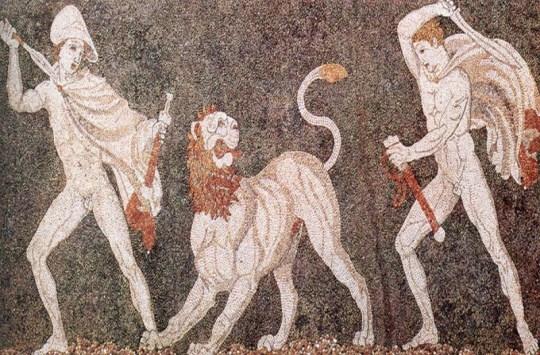 Υπήρχαν λιοντάρια στην Αρχαία Ελλάδα;, Leo, wild animals, Ancient Greece, Λιοντάρια, liontaria, αρχαιότητα, γλυπτά, Ηρακλής, μυθολογία, nikosonline.gr