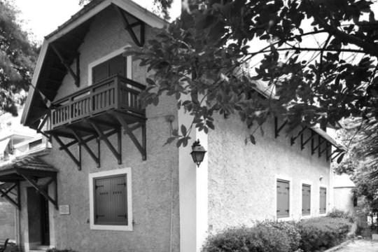 Βίλα Κοτοπούλη, Ένα χάλι και μισό, Μαρίκα Κοτοπούλη, σπίτι, μουσείο, Marika Kotopouli, home, Zografou, Δήμος Ζωγράφου, nikosonline.gr