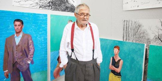 Η ταυτότητα της ημέρας, David Hockney, ΤΟ BLOG ΤΟΥ ΝΙΚΟΥ ΜΟΥΡΑΤΙΔΗ, nikosonline.gr