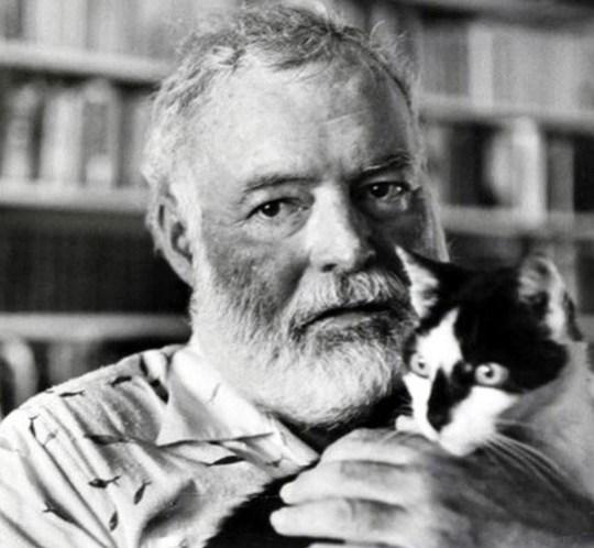 Η ταυτότητα της ημέρας, Ernest Hemingway, Έρνεστ Χέμινγουεϊ, ΤΟ BLOG ΤΟΥ ΝΙΚΟΥ ΜΟΥΡΑΤΙΔΗ, nikosonline.gr