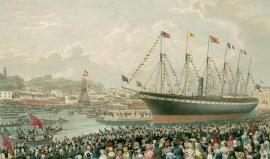 """Η ταυτότητα της ημέρας, Ατμόπλοιο """"Great Britain"""", Steamboat """"Great Britain"""", ΤΟ BLOG ΤΟΥ ΝΙΚΟΥ ΜΟΥΡΑΤΙΔΗ, nikosonline.gr"""