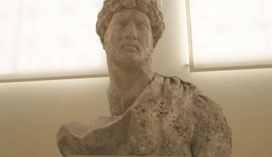 Ελπίδες από τις ανασκαφές στην Αρχαία Λύττο, CRETE, LYTTOS, ANASKAFES, AGALMA ADRIANOU, άγαλμα Αδριανού, Κρήτη, ανασκαφές, nikosonline.gr