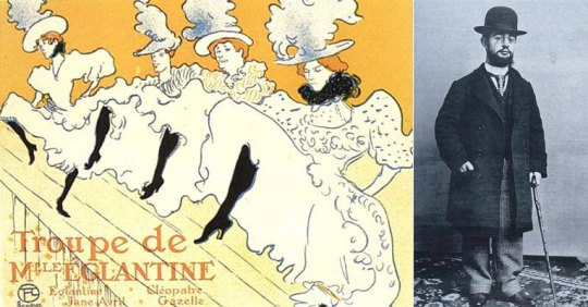 Ταυτότητα της ημέρας, Henri de Toulouse-Lautrec, Ανρί ντε Τουλούζ-Λωτρέκ, ΤΟ BLOG ΤΟΥ ΝΙΚΟΥ ΜΟΥΡΑΤΙΔΗ, nikosonline.gr