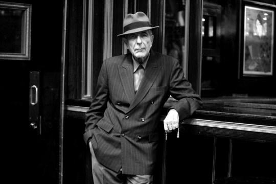 Η ταυτότητα της ημέρας, Λέοναρντ Κόεν, Leonard Cohen, ΤΟ BLOG ΤΟΥ ΝΙΚΟΥ ΜΟΥΡΑΤΙΔΗ, nikosonline.gr