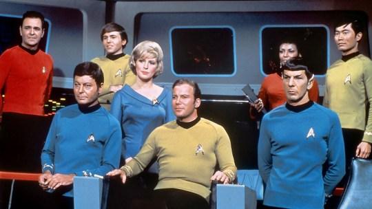 Η ταυτότητα της ημέρας, Star Trek, ΤΟ BLOG ΤΟΥ ΝΙΚΟΥ ΜΟΥΡΑΤΙΔΗ, nikosonline.gr