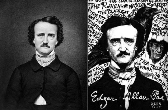 Η ταυτότητα της ημέρας, Edgar Allan Poe, Έντγκαρ Άλλαν Πόε, ΤΟ BLOG ΤΟΥ ΝΙΚΟΥ ΜΟΥΡΑΤΙΔΗ, nikosonline.gr