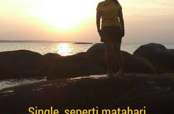 single seperti matahari