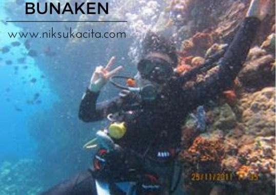 Bawah lautnya Bunaken - I ndonesia