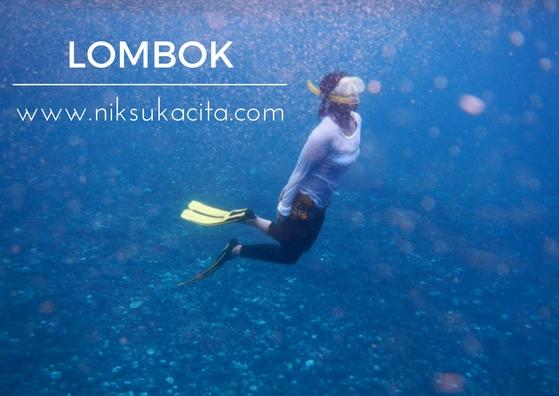 Bawah lautnya Lombok - Indonesia