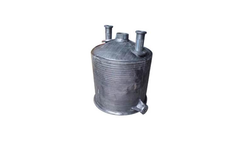 HDPE Vacuum Receiver