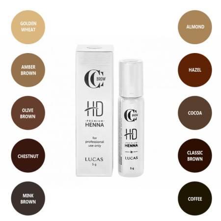 CC Brow Premium Henna HD