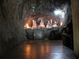 die Geumganggul-Höhle