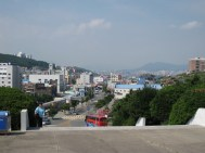 Busan, Blick vom Taejongdae